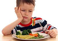 Diet for a child in disease Botkin