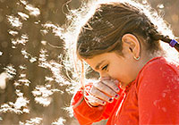spring problem is that patients do hay fever