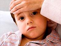 Как бързо да излекувате ARVI при малко дете?