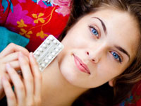 whether it is possible to get pregnant while taking oral contraceptives