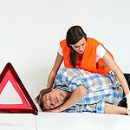 tourniquet around the neck to the collar as the language is not necessary to provide first aid