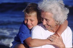elderly people in the community how to help him