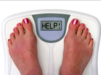 Who threatens visceral obesity and metabolic syndrome?