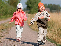 health and physical development of children in pre-school and school age