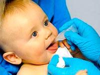 Болестни пътища за остър инфекциозен полиомиелит