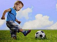 أي نوع من الرياضة ترسل الطفل؟