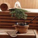 Bath isauna when idlyachego