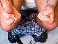 External hemorrhoids are external manifestations
