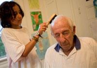 senility or senile dementia