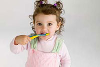 dental care baby