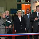 exhibition of a pharmacy in 2008
