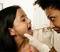 children laryngitis