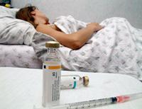 Диенериа: Дијагноза и лечење