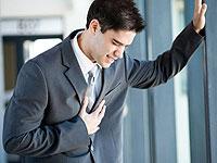 why heart disease die young men