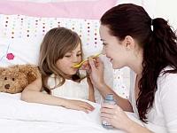 Какво да правите, ако дете без симптоми има температура