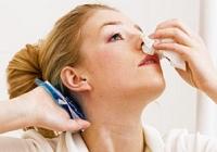 Nasenbluten: Wie man aufhört