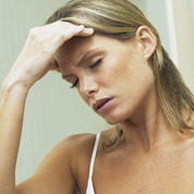 pain during menstruation or tolerate treatment