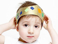 unusual children or children with autism