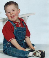 Children with Down syndrome are social adaptation possibilities Part 1