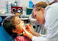 the fight against and prevention of caries cleaning required