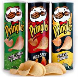Pringles Чипове
