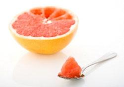 Грейпфрут за отслабване