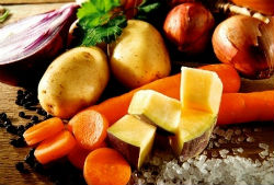 Правилна исхрана, мени за дан и недељу