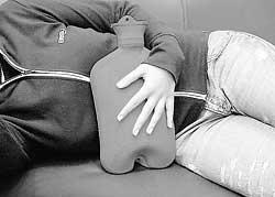 قبل تنظيف الكبد، من الضروري أن تحفيزها لتدويرها في أي نوع من الحرارة